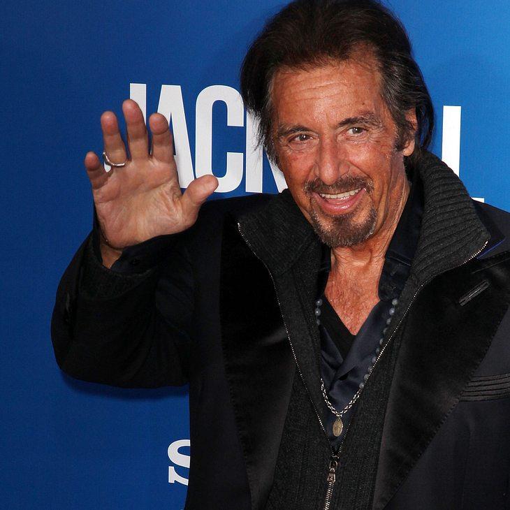 Al Pacino: Von Präsident Obama geehrt