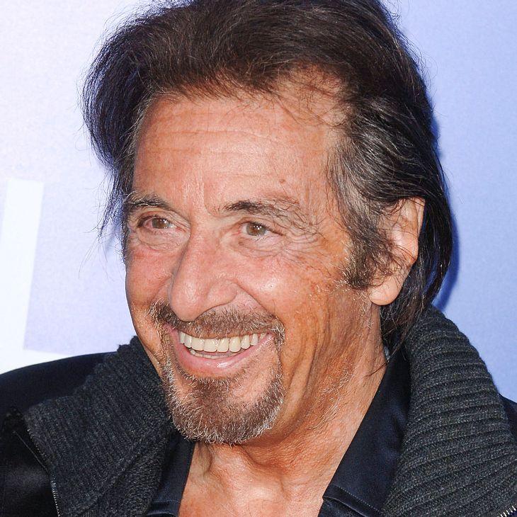 Al Pacino: Steve Martin als Vorbild