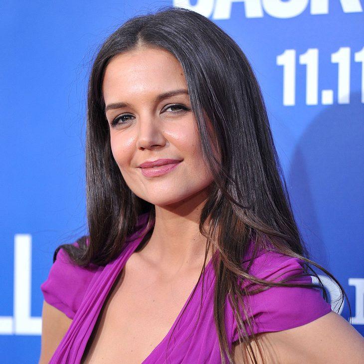 Katie Holmes: Mit Tom Cruise zu Suris Einschulung?