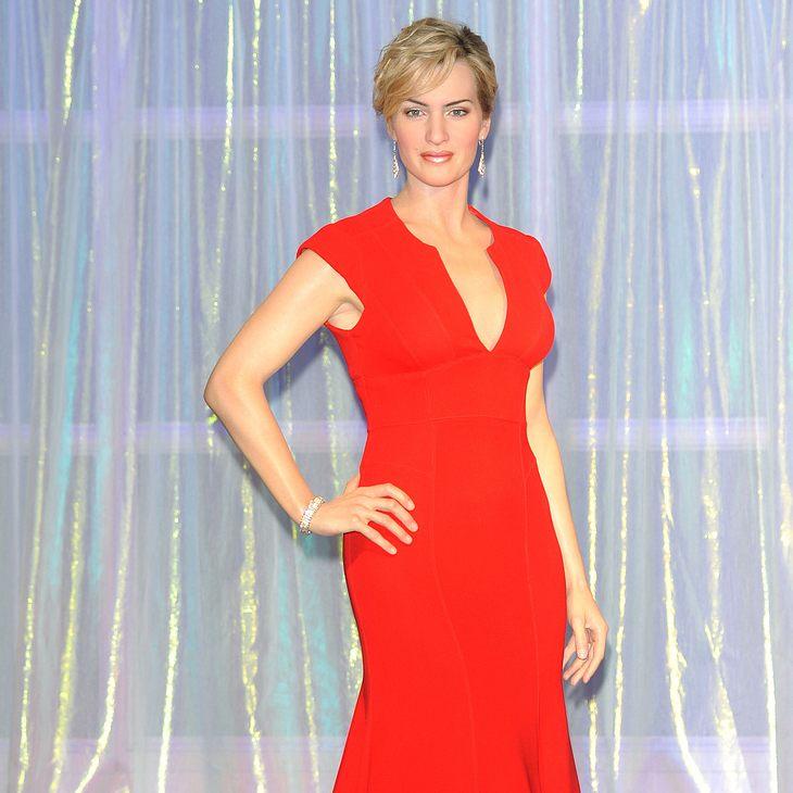 "Kate Winslet: Über ""Titanic 3D"" entsetzt"