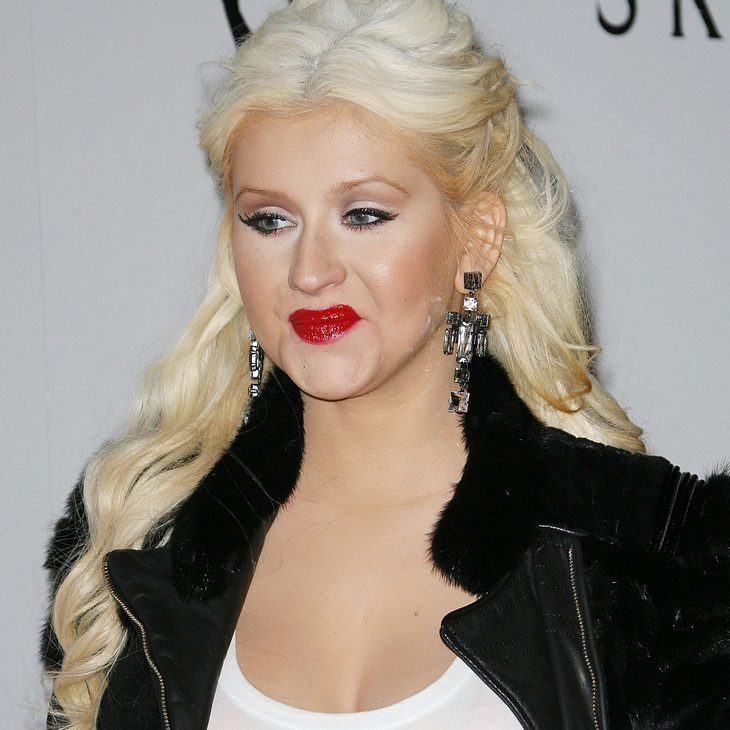 Christina Aguilera plant Country-Duett