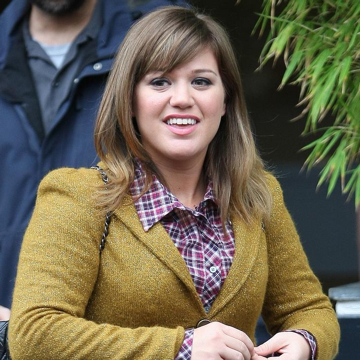 Kelly Clarkson macht sich für die Liebe schlank