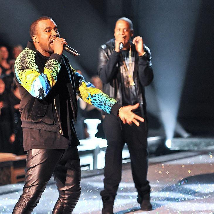 Kanye West schmeißt Fan raus