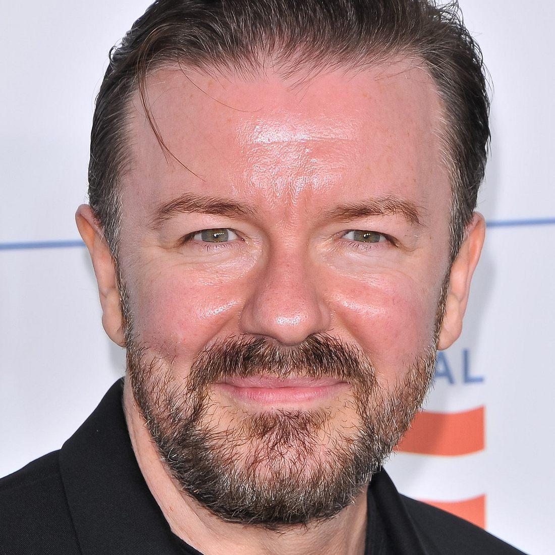 Ricky Gervais: Erneut Moderator der Golden Globes