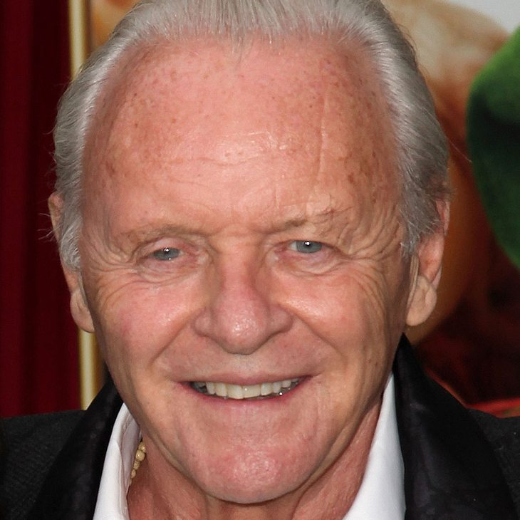 Anthony Hopkins spielt Alfred Hitchcock