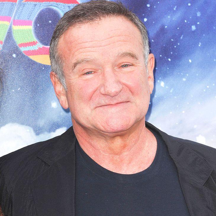 Robin Williams: Hauptrolle in neuer TV-Serie?