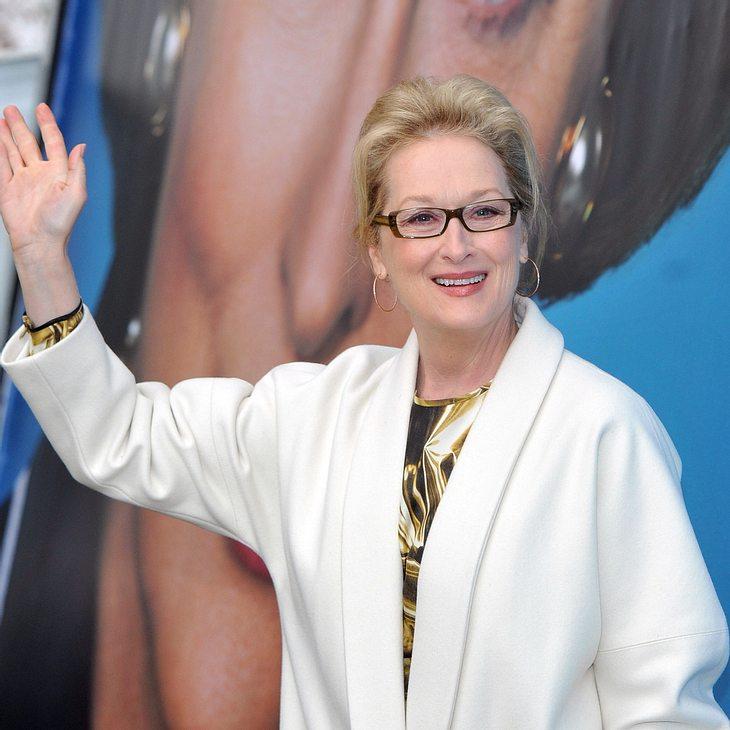 Meryl Streep spendet ihre Gage