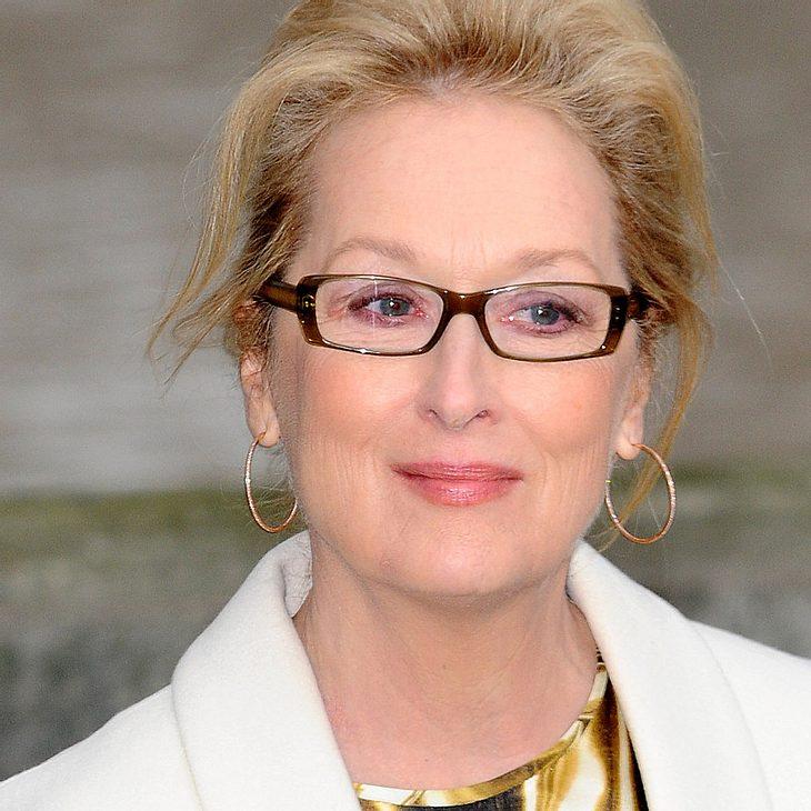 Meryl Streep: Angst um die Karriere