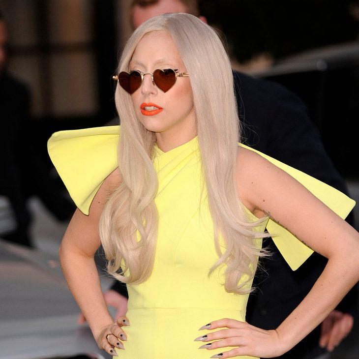 Lady Gaga suchte ihr männliches Ich
