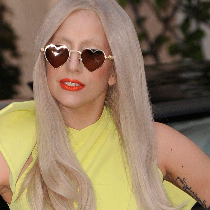 Lady Gaga: Duett mit Elton John