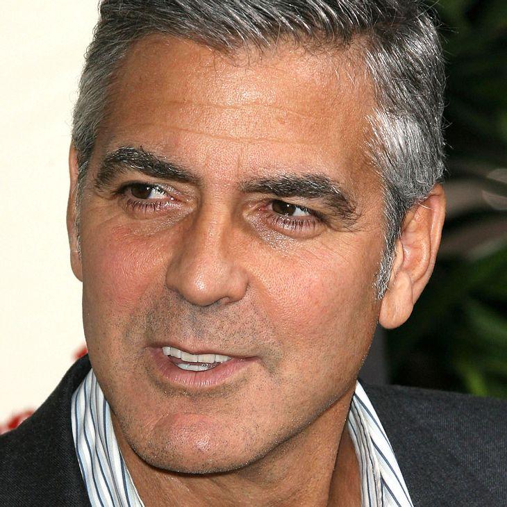 George Clooney fordert bessere Rollen für Frauen