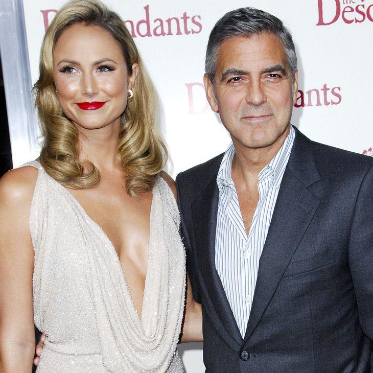 George Clooney: Freundin ist großer Fan von seinem neuen Film