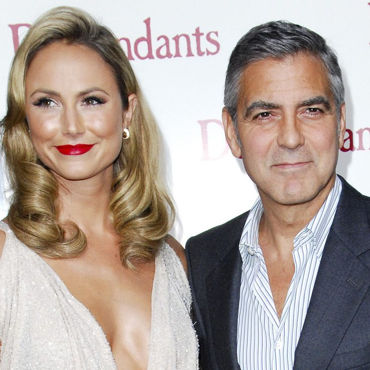 George Clooney & Stacy Keibler: Gemeinsames Thanksgiving in Mexiko