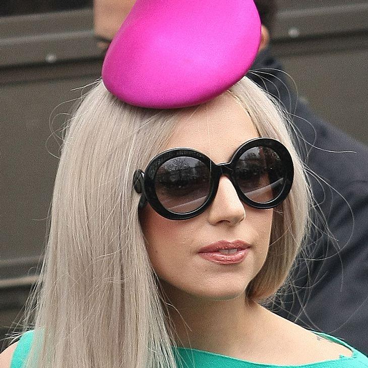 Lady Gaga zeigt ihren neuen Freund