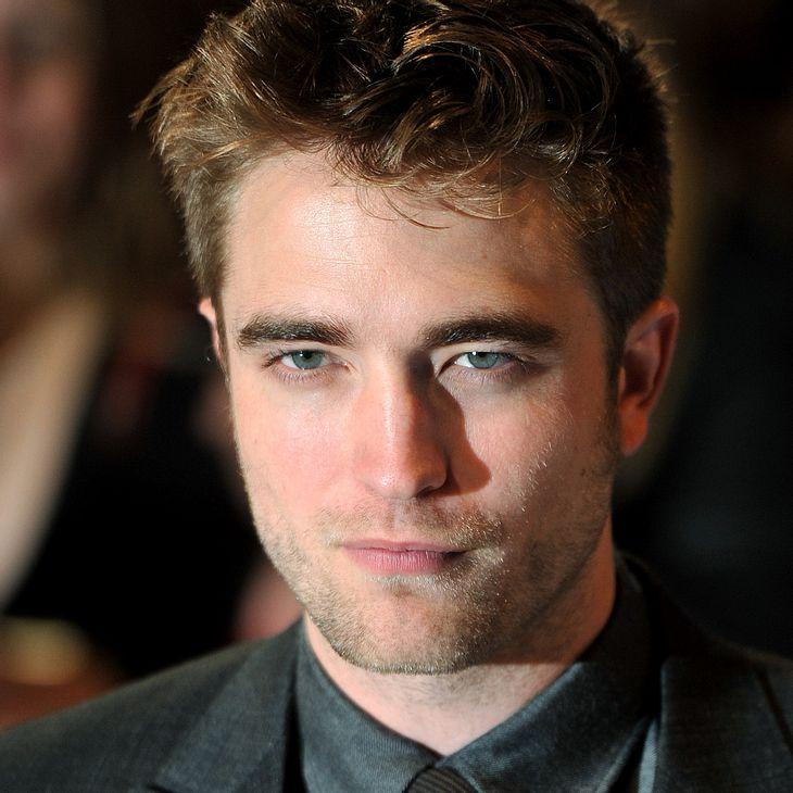 """Robert Pattinson: """"Ich würde bei einem Treffen mit meinen Helden weinen"""""""