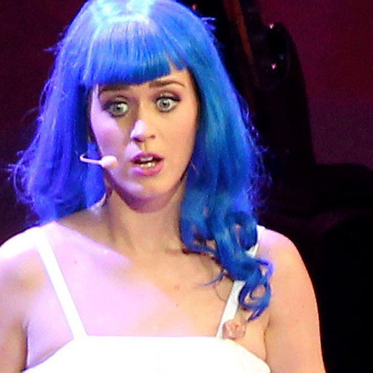 Katy Perry: Neue Haarfarbe nach Trennung