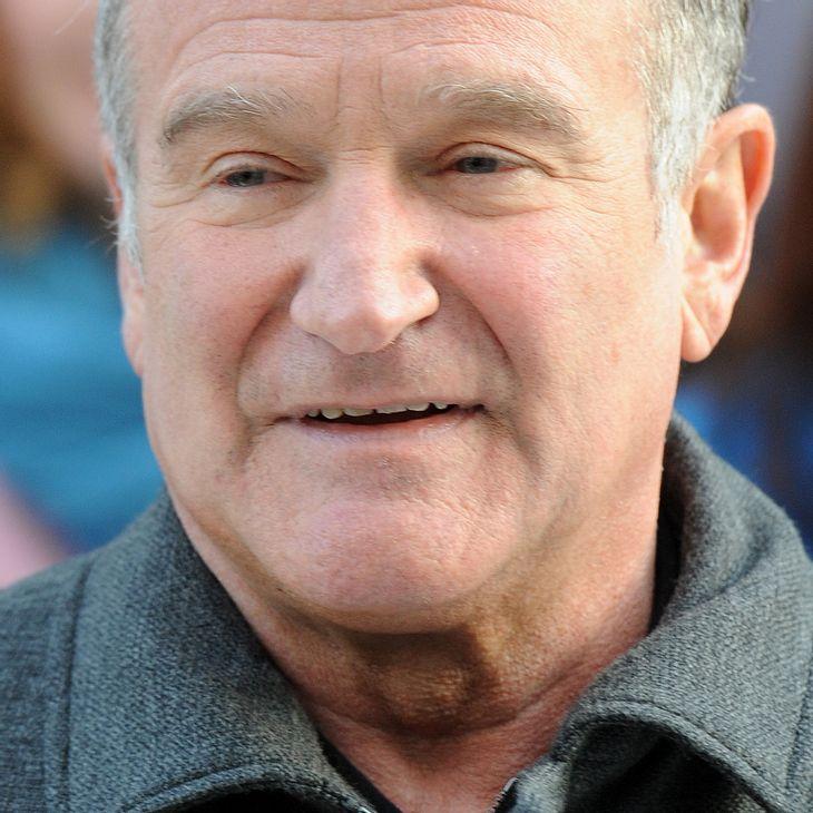 Robin Williams plaudert aus dem Nähkästchen
