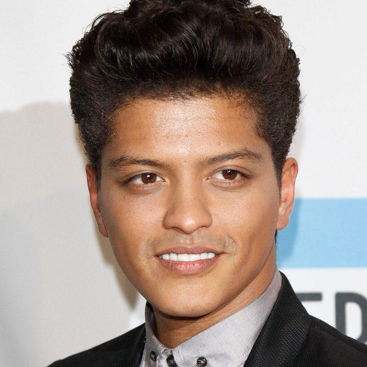 Bruno Mars: Doch nicht schwul