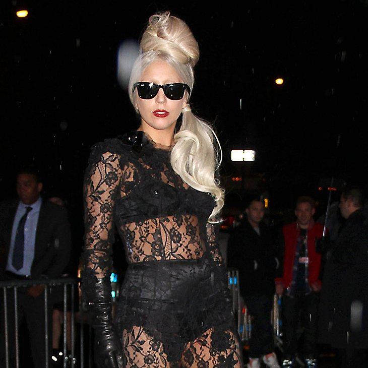 Lady Gaga: Zur Einsamkeit verdammt?
