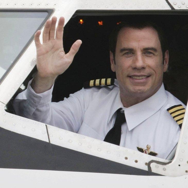 John Travolta spendet einen Jet