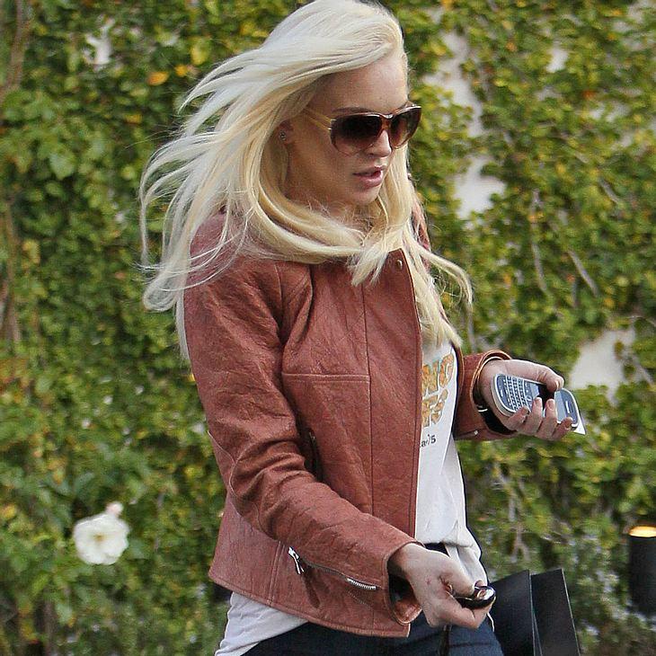 Lindsay Lohan: Neuer Job als Model