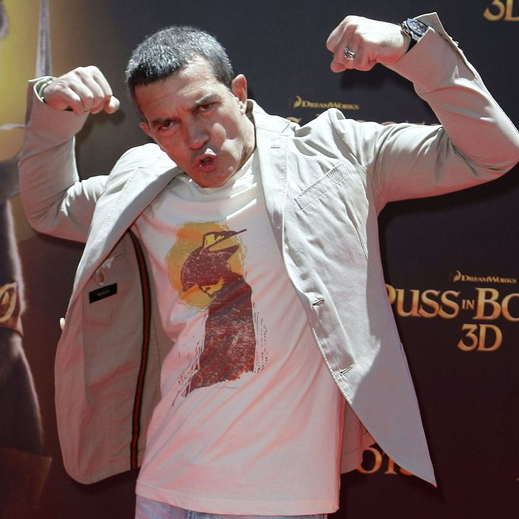 Antonio Banderas: Nur mit Handicap zum Oscar-Erfolg?