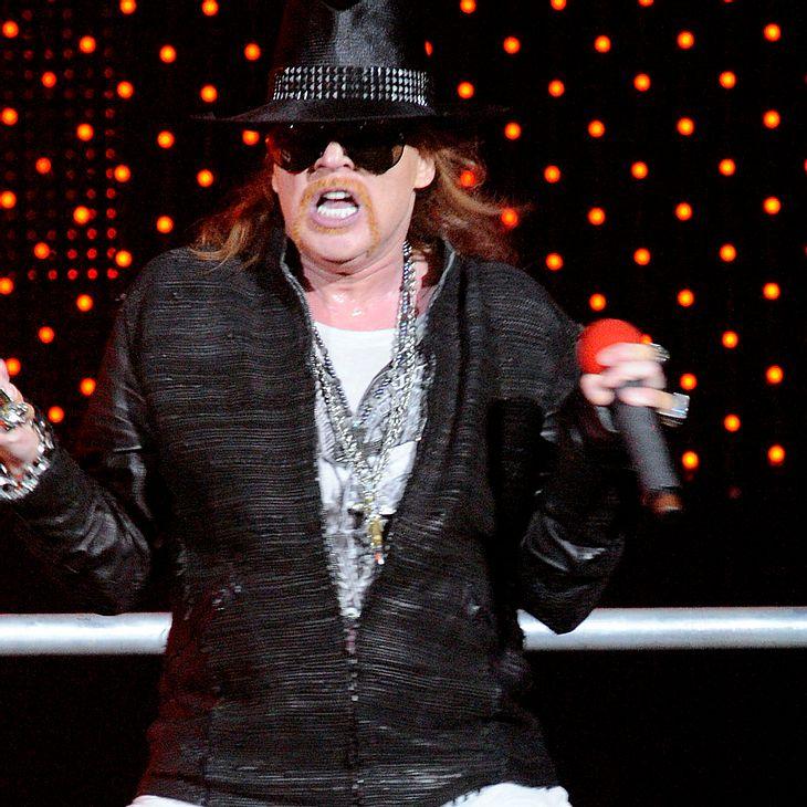 Guns N' Roses sagen Konzert ab