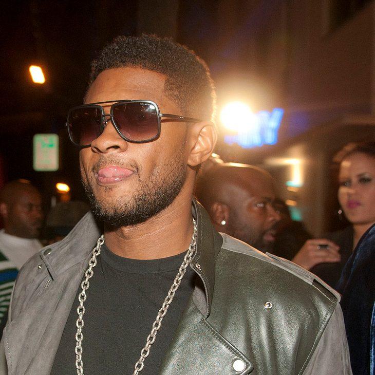Usher verschenkt Grammy
