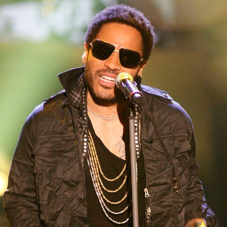 Diddy & Lenny Kravitz: Überraschender Auftritt in Vegas