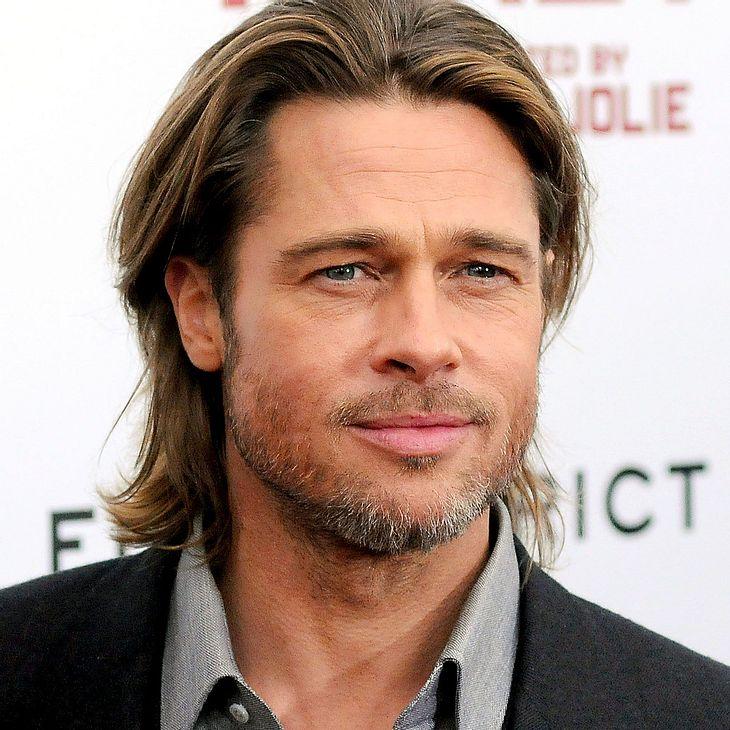 Brad Pitt: Knieverletzung