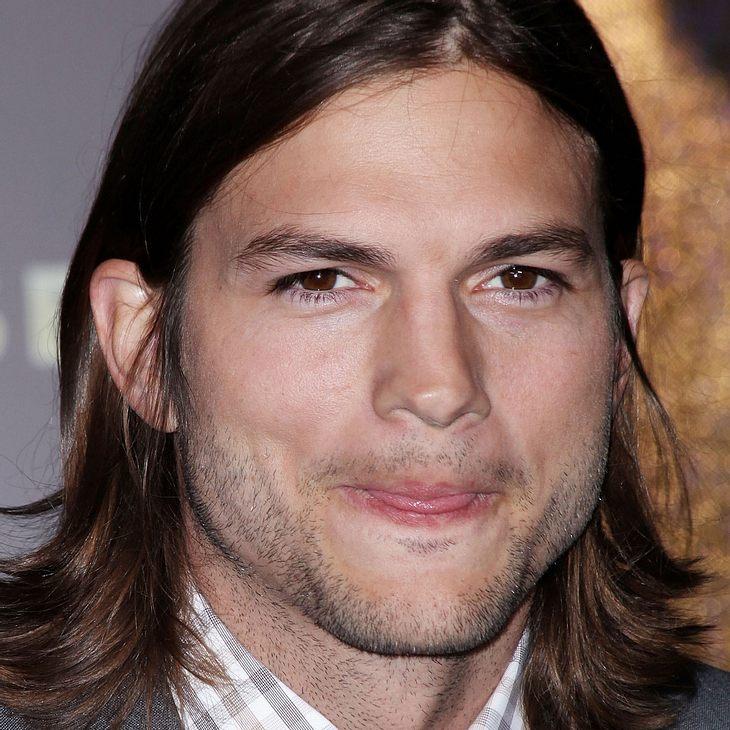 Ashton Kutcher entspanntes Treffen mit Demi Moore