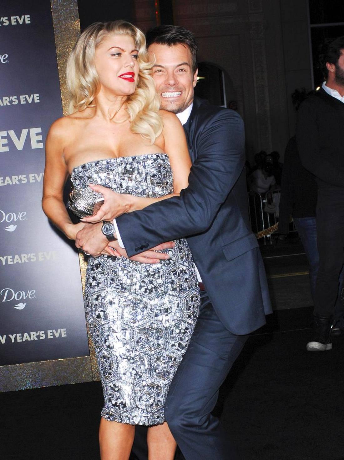Fergie und Josh freuen sich aufs Elternwerden
