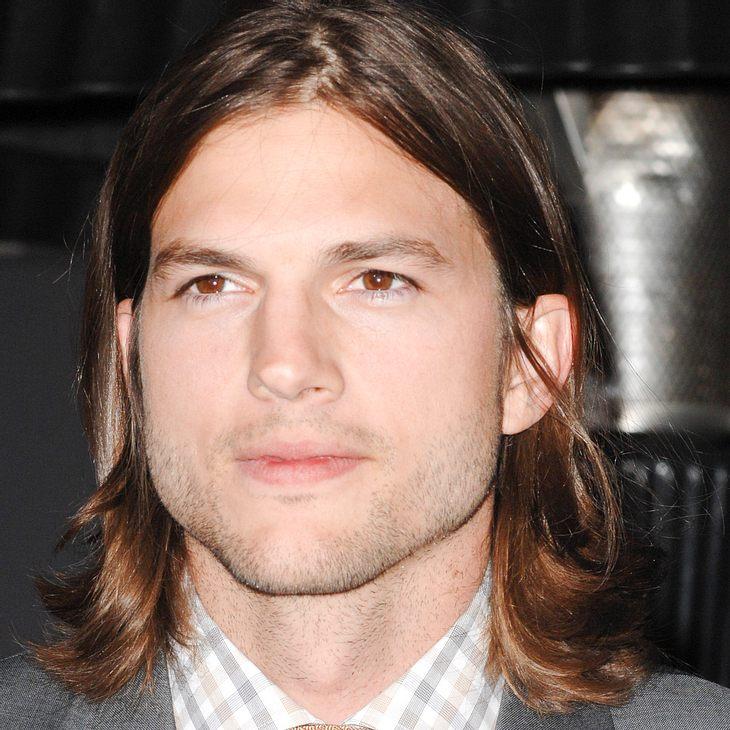 Ashton Kutcher hat seine Lektion gelernt