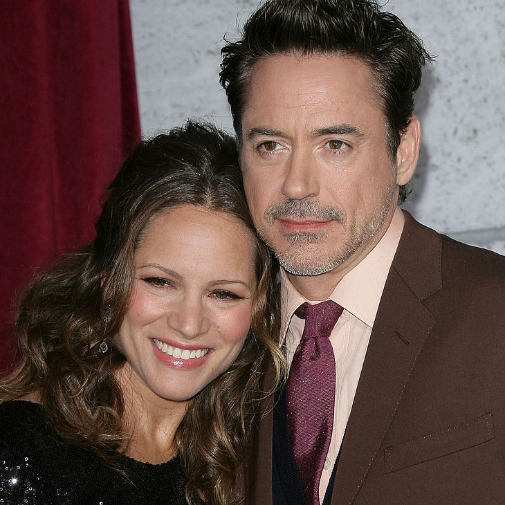 Robert Downey, Jr. ist Papa