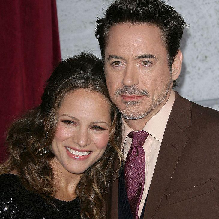 Robert Downey, Jr. ist Papa