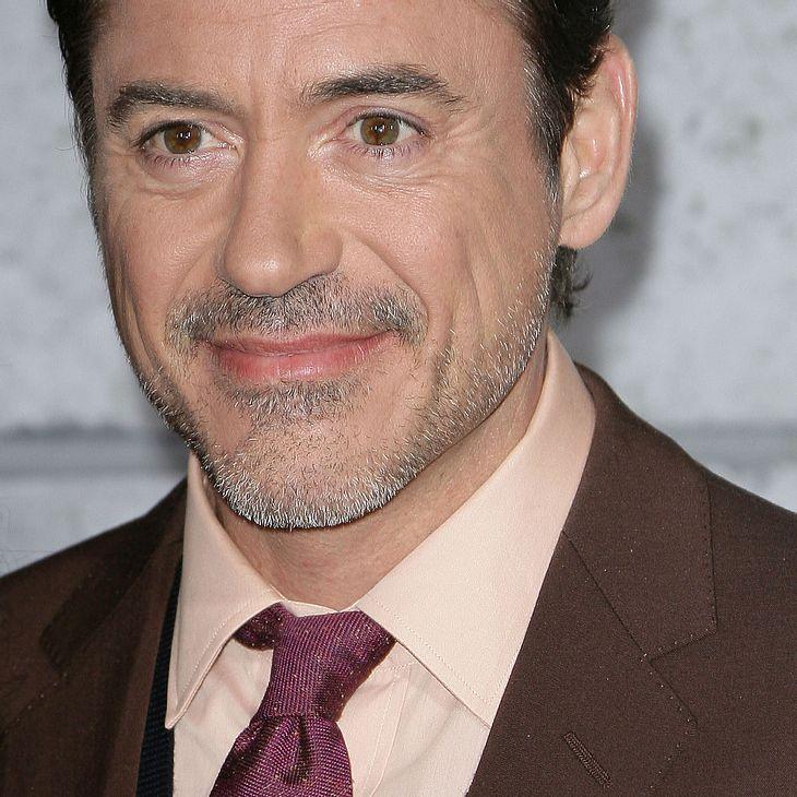 Robert Downey Jr. freut sich auf seinen Sohn