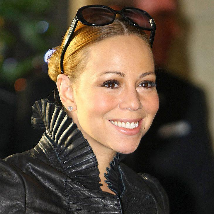 Mariah Carey zeigt erstes Weihnachten mit ihren Zwillingen