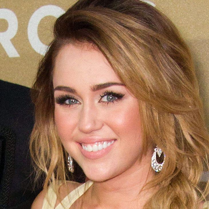 Miley Cyrus unterstützt Sean Penn