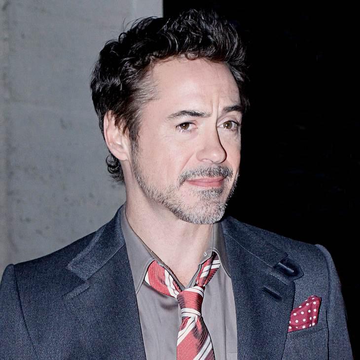 Robert Downey Jr. nervt mit guter Laune