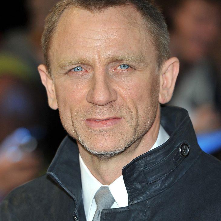 """Daniel Craig versuchte sich an """"James Bond""""-Drehbuch"""