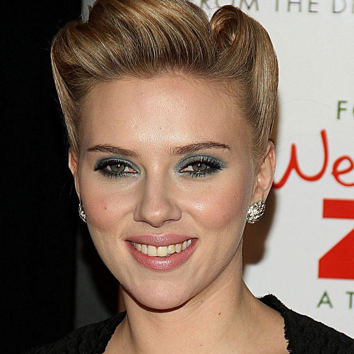 Scarlett Johansson dementiert Familienstreit