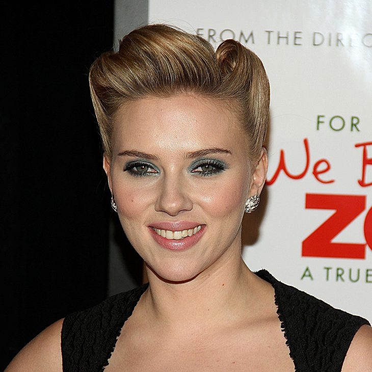 Scarlett Johansson wird zur Hitchcock-Muse