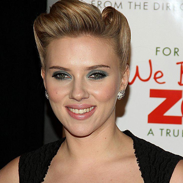 Scarlett Johansson misstraute ihren Freunden