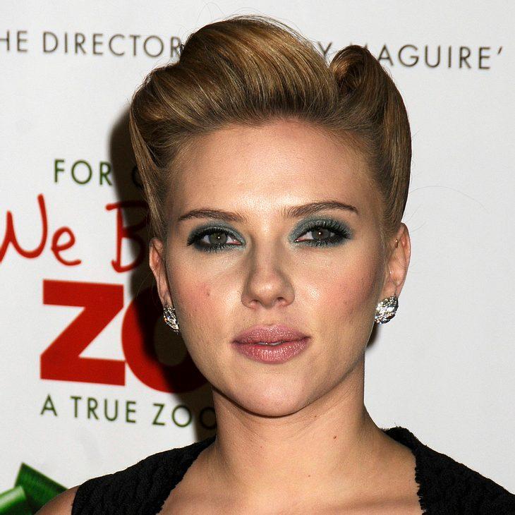 Scarlett Johansson verliert Auktion