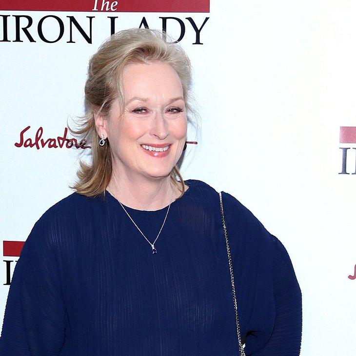 Meryl Streep: Bei Berlinale für ihr Lebenswerk geehrt