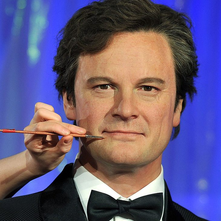 Colin Firth: Wachsfigur