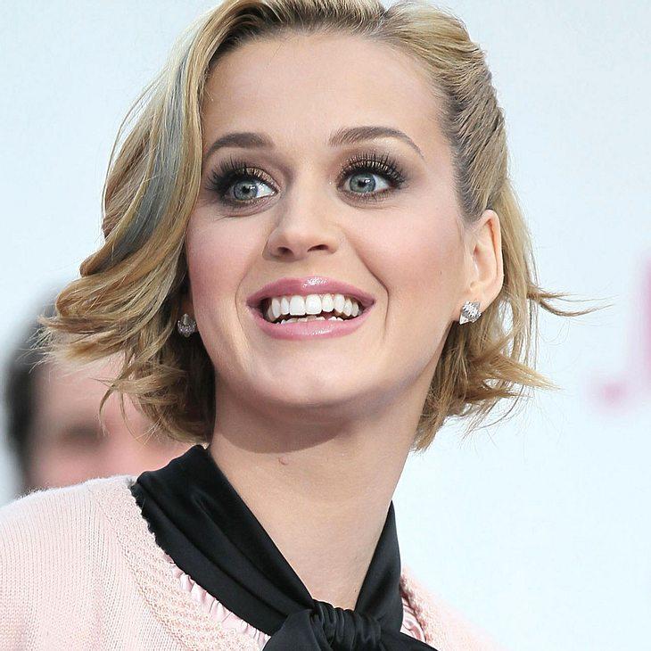 Katy Perry sagt ersten Auftritt nach Trennung von Russell Brand ab