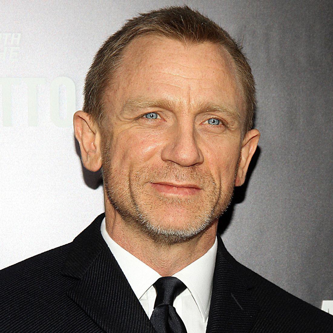 Daniel Craig: Berühmte Menschen haben kein normales Leben