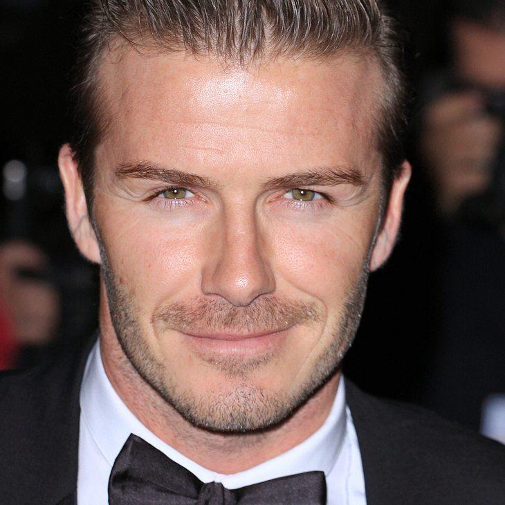 David Beckham zieht nicht nach Paris