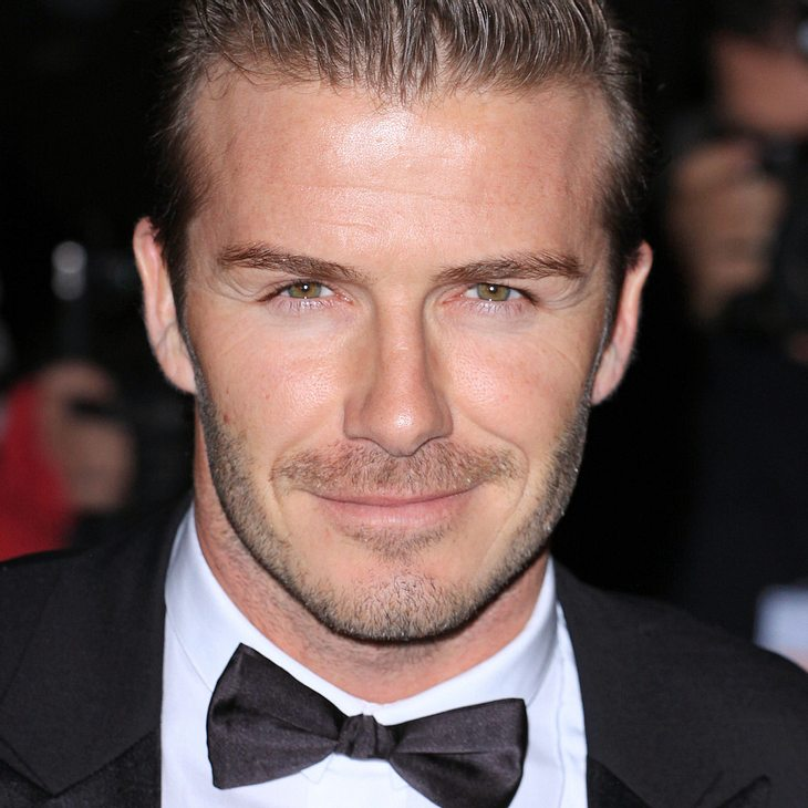 David Beckham meidet Victoria bei Fashion Shows